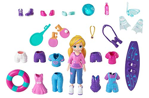 - Polly Pocket Awesomely Active Pack Standard