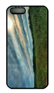 Case For Ipod Touch 4 Cover CaCustomized Unique Design Nature Landscape Sun And Sky 19 ...