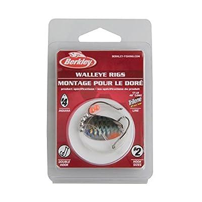 Berkley I4 Walleye Mono Rig