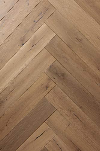 Oak White Flooring Engineered - ADM Flooring - Turin - 4.75