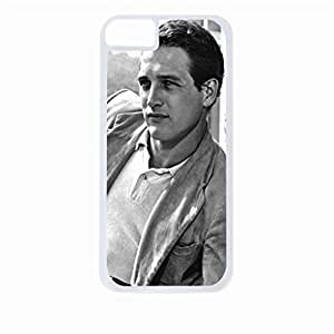 Paul Newman- Hard White Plastic Snap - On Case-Apple Iphone 4 - 4s - Great Quality!