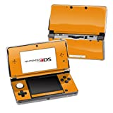 Solid State Orange Design Decorative Protector Skin Decal Sticker for Nintendo 3DS Portable Game Device