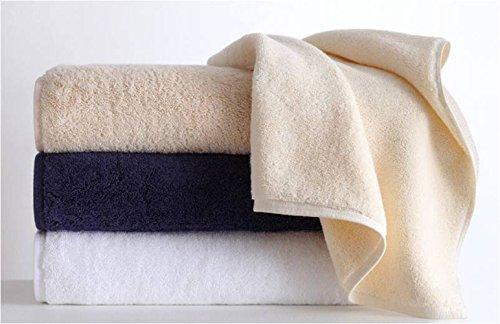 Anna Sova Besle, 5 Piece 100% Organic Cotton Towel Set. 1 Ba
