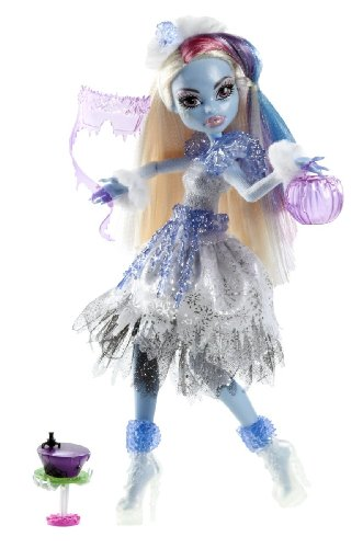Monster High Ghouls Rule Abbey Bominable -