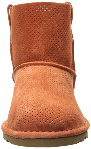 Spring Classic Perforated Unlined Boot Mini Opal Fire Women's UGG 5OxXqPn