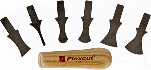 Which are the best flexcut profile scraper set available in 2019?