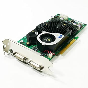 Amazon.com: HP Genuine NVIDIA Quadro FX3000 3d 256 MB AGP 8 ...