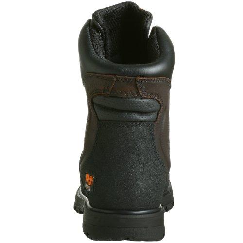 Timberland PRO Mens 53539 Power Welt Waterproof 8 Steel Toe Boot,Brown,10 M Brown