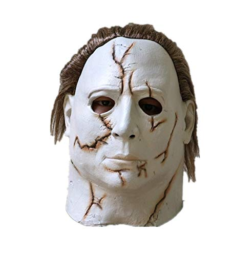 micrkrowen Halloween II Michael Myers Mask, One Size ()