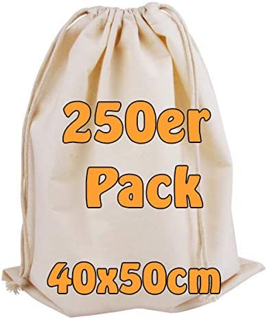 Bolsa de algodón Cottonbagjoe, bolsa de tela grande, Zero Waste ...