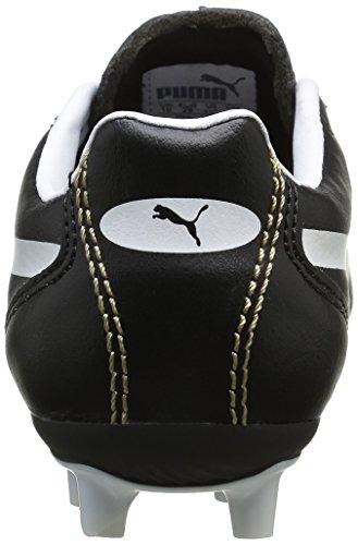 Puma Classico Ifg Jr - Zapatillas de fútbol unisex para niños Negro (Black 01)