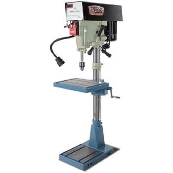 Baileigh Dp 15vsf Variable Speed Floor Drill Press Single