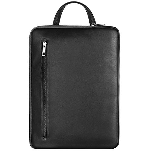 MoKo 13-13.5 Inch Laptop Sleeve Bag with Handle Fits MacBook Pro/MacBook Air 13 Inch, Surface Book/Surface Laptop 2/1 13.5