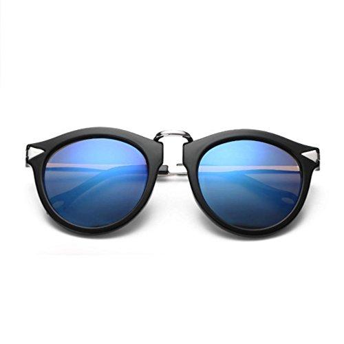 de Color Reaso Mode lunettes Femmes Retro Glasses 07 Hommes Unisex Été Vintage soleil vwqxxgf4