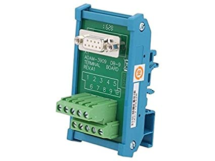 Peachy Db9 Din Rail Wiring Board Pci Card Amazon Com Industrial Scientific Wiring Digital Resources Counpmognl