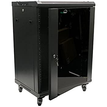 Amazon com: StarTech com Portable Server Rack with Handles