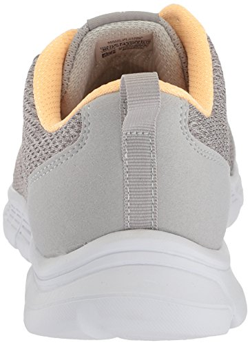 3 Reebok Grey White 0 Glow Speedlux Desert Women's Stark Sneaker RwYRaqx