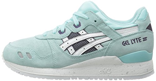 Tint lyte Asicsgel Donna white Iii Sneaker Blue f0Xq7