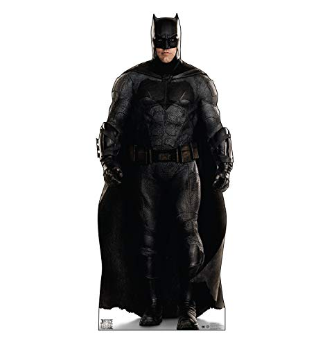 Advanced Graphics Batman Life Size Cardboard Cutout Standup - Justice League (2017 Film)]()
