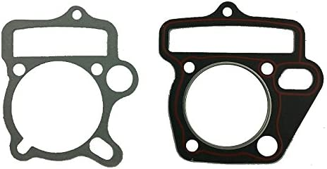 Head Cylinder Gasket Set for 125cc ATV Dirt Bike CRF Apollo With Oblong Hole