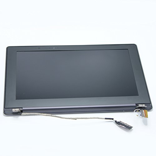 Lcdoled 11.6 inch Full-HD Laptop LCD LED Assembly Dual-Screen Display N116HSE-WJ1 for ASUS TAICHI 21 (Replacement 21 Asus Taichi Screen)