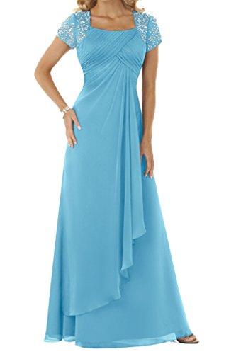 Ivydressing Donna linea Azzurro ad a Vestito rqvHAxBw1r