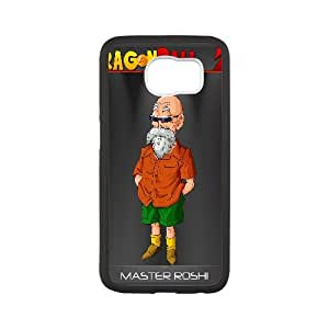 Master Roshi Dragon Ball Z Anime1 Samsung Galaxy S6 Cell Phone Case Black gift pp001_9473957