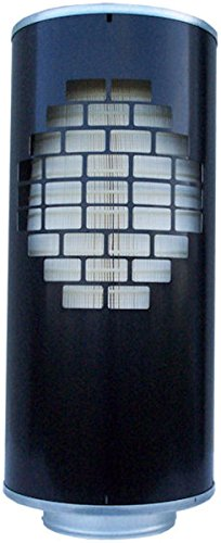 Luber-finer LAF8002 Heavy Duty Air Filter