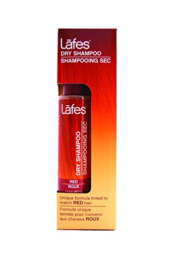 Lafe's Dry Shampoo, Red, 1.7 Ounce