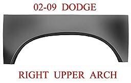 02 09 RIGHT Dodge Upper Wheel Arch Rust Repair Panel Ram Truck 331-59R 1583-148
