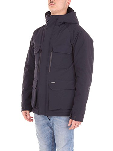 Woolrich Blu Stretch Jkt Woolrich Stretch Mountain pWSdgyCUq