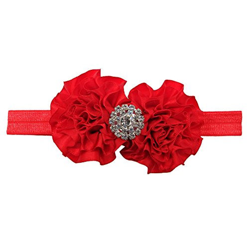 Rarelove Headband Flower Rhinestone Accessories product image
