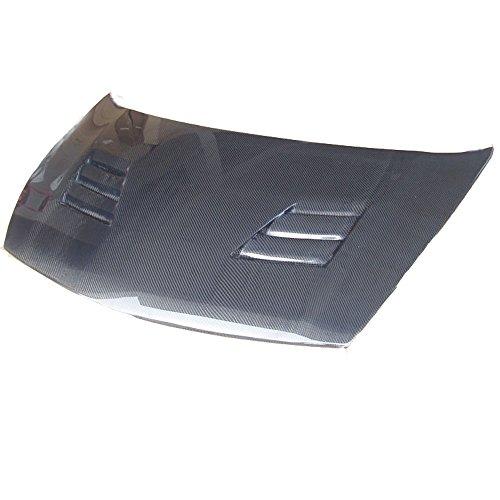 MUGEN unlimited FD2 style carbon fiber auto bonnet engine hood FRONT HOOD PANEL for 2006-2009 years Honda civic