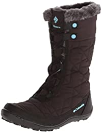 Columbia Girls' Minx Mid II Omni-Heat Waterproof Winter Boot
