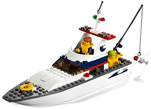LEGO: City: Fishing Boat