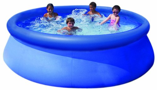 Summer Escapes Quick Set Ring Pool, 8-Feet by 30-Inch