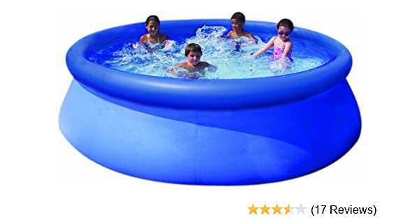 Amazon Summer Escapes Quick Set Ring Pool 8 Feet By 30 Inch