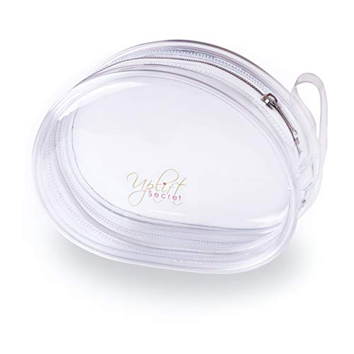 71162b89d76 Silicone Bra Inserts - Clear Gel Push Up Breast Pads - Bra Padding Bust  Enhancer