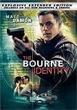 THE BOURNE IDENTITY (WIDESCREEN EX MOVIE