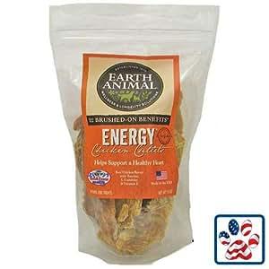 Amazon.com : Earth Animal USA Chicken Cutlets Energy