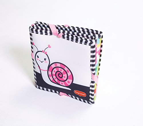 Double Sided Book - Tiny Love Double-Sided First Book
