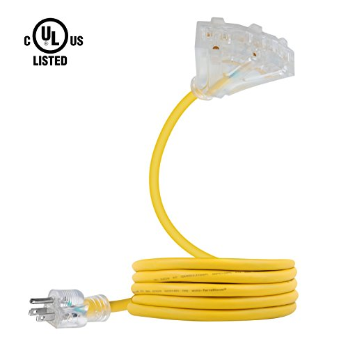 12 gauge appliance extension cord - 3