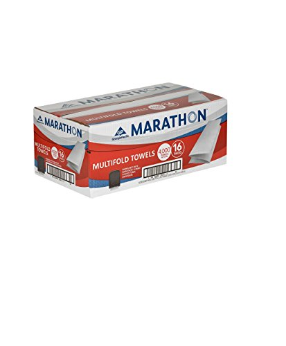 Large Product Image of Marathon - Multifold Paper Towels - 4,000 Towels
