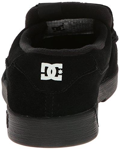 DC - - Slip Villain M masculino en el zapato Black