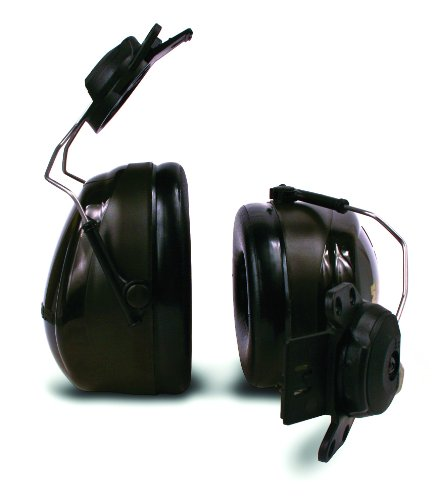 3M Peltor Optime 101 Cap-Mount Earmuffs, Hearing Conservation H7P3E-01 by 3M Personal Protective Equipment