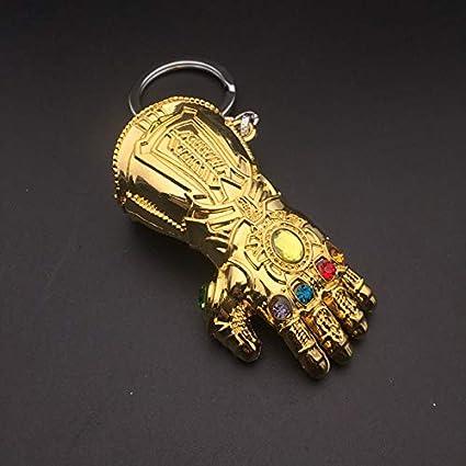 Marvel Avengers 4 Infinity War Llavero Thanos Guante Modelo ...