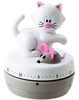 Joie Meow Cat Theme 60 Minute Kitchen Timer Home Decor Products