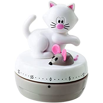 Joie Meow Cat Theme 60-Minute Kitchen Timer Home Decor Products