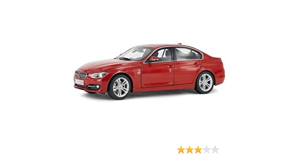 Bmw F30 3 Series Melbourne Red 1 18 By Paragon 97024