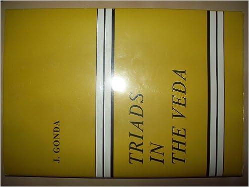 Gratis pdf bøger download torrents Triads in the Veda (Verhandelingen der Koninklijke Nederlandse Akademie van Wetenschappen, Afd. Letterkunde) by J. Gonda PDF PDB